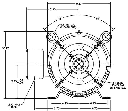 220v dayton motors wiring diagram