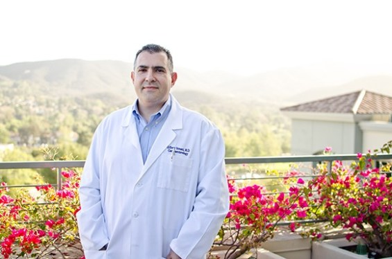 Dr. Gilbert Simoni co-founded Choice Health Associates. The group is a loose affiliation of physicians in private practices who have teamed up to pool marketing resources in an effort to better compete with UCLA Health System and other large providers. (Alex Drysdale photo)