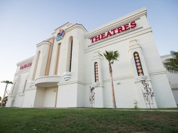 Santa Barbara County's largest city is counting on projects such as a new 14-screen Edwards Theatres to give its downtown district a new look for the 21st Century. (Nik Blaskovich / Business Times photo)