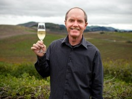 Dave Hickey of Laetitia Vineyard. (Courtesy photo)