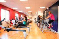 Rodd, löpband, stakmaskiner, crosstrainer, cyklar, stretchmaskiner.