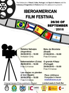Iberoamerican Film Festival @ Alliance Francaise