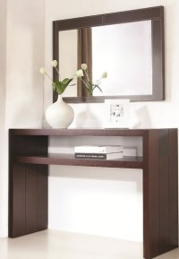 Jenny Console And Mirror Set Modern Console Tables | Costa ...