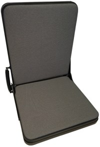 Catalog: Marine Seats: Wall Mounted Fold Up Chair: Clam