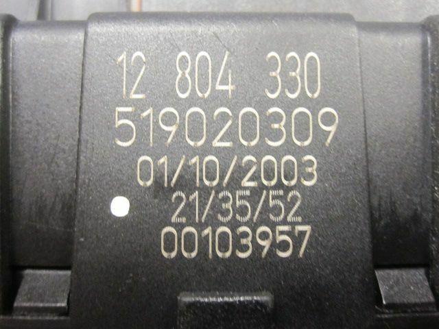 Rear Trunk Fuse Relay Box Block 12804330 SAAB 9-3 2004 \u2013 Pacific Motors