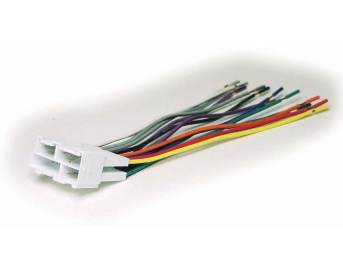 Scosche GM02B - Aftermarket Wiring Harness Pacific Stereo