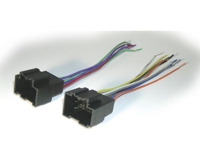Scosche GM18B - Aftermarket Wiring Harness Pacific Stereo