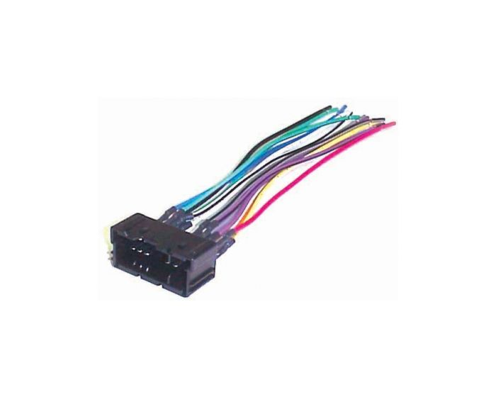 Scosche HY03B - Aftermarket Wiring Harness Pacific Stereo