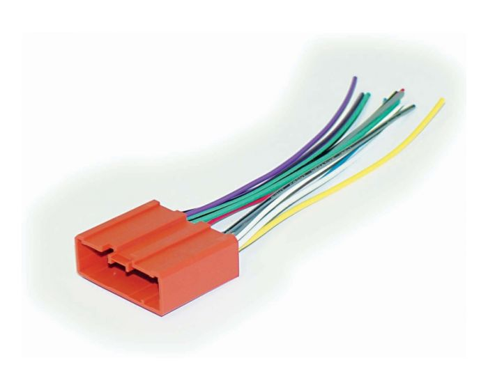 Scosche MA03B - Aftermarket Wiring Harness Pacific Stereo