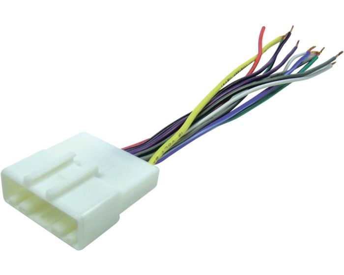 Scosche NN04B - Aftermarket Wiring Harness Pacific Stereo