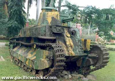 Girls Und Panzer Katyusha Wallpaper Pacific Wrecks Type 89b Yi Go Medium Tank Villa