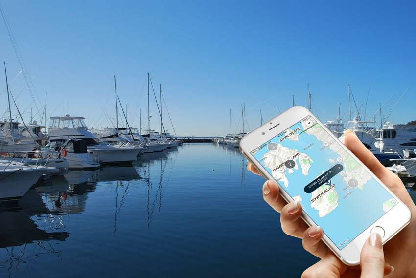 Swift Harbour Launches Marina Booking App - Pacific Yachting