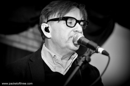Chris Difford - Squeeze - 6 April 2012 - live at Harrow Cricket Club
