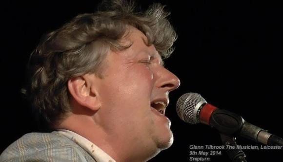 2014-05-09 Glenn Tilbrook - Leicester