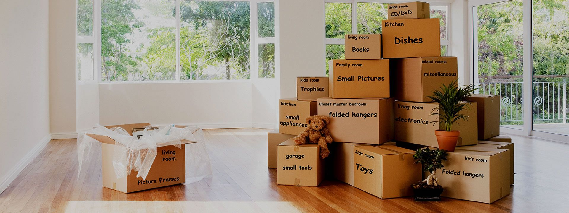 Professional Packing Services Company Custom Wooden
