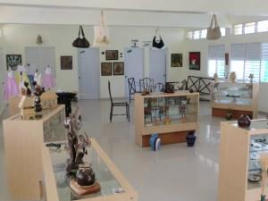 Tienda de artesanía en CTC El Seibo