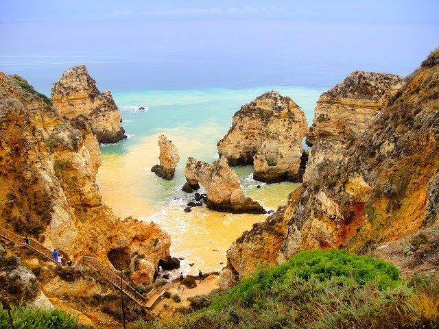 Férias de Verão nos apartamentos do Algarve