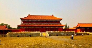 Circuito turístico nas cidades da China