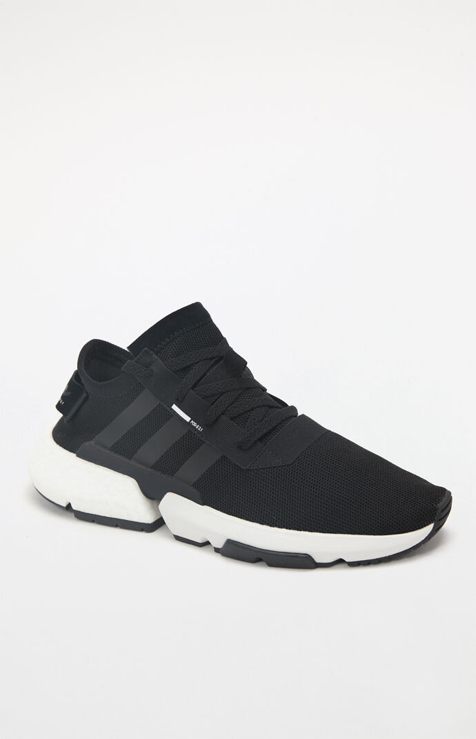 adidas POD-S31 Black and White Shoes PacSun