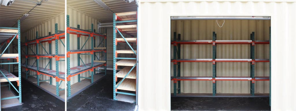 Storage Container Shelves Listitdallas