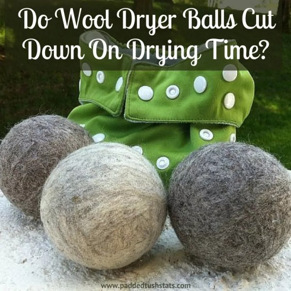 Do Wool Dryer Balls Cut Down On Drying Time - Square