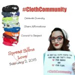 Today Is #ClothCommunity Day! Will You Participate?