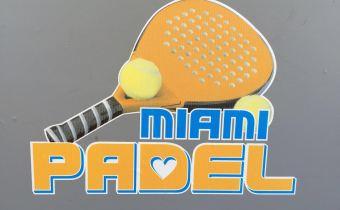 Logo Miami Padel
