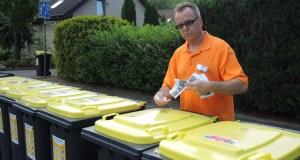 Müllabfuhr Gelbe Tonne Paderborn