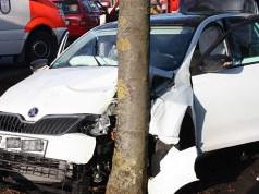 Autounfall Paderborn
