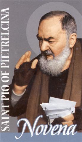 Novena - Padre Pio in Scotland