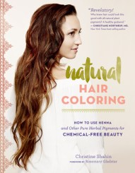 natural hair colouring