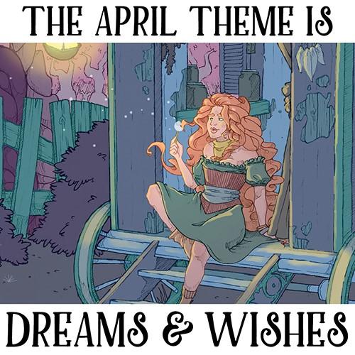 april theme fairyloot