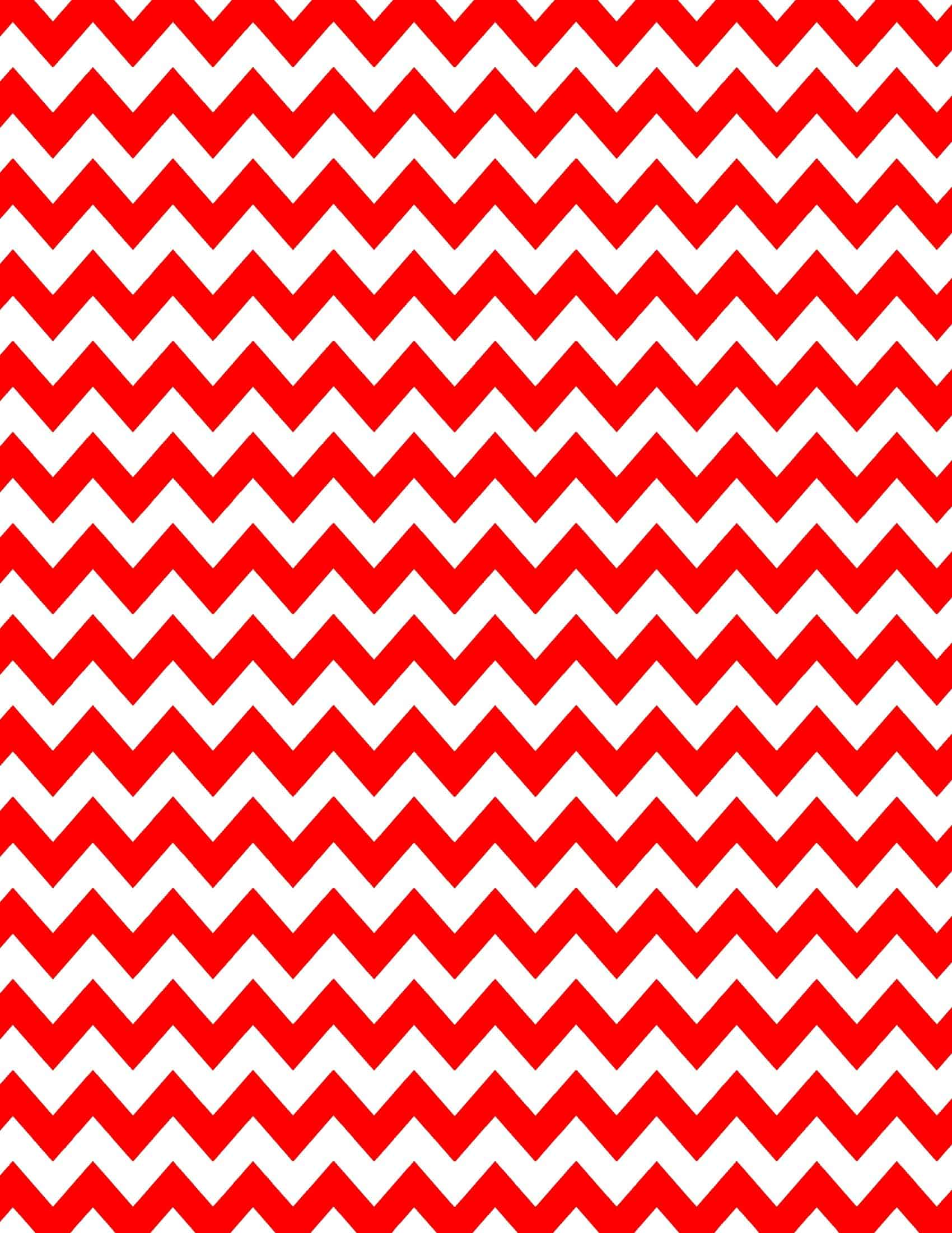 red and green chevron background