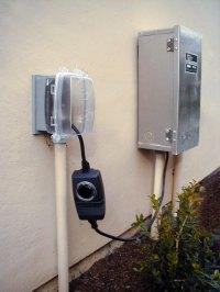 Low Voltage Outdoor Lighting Transformer