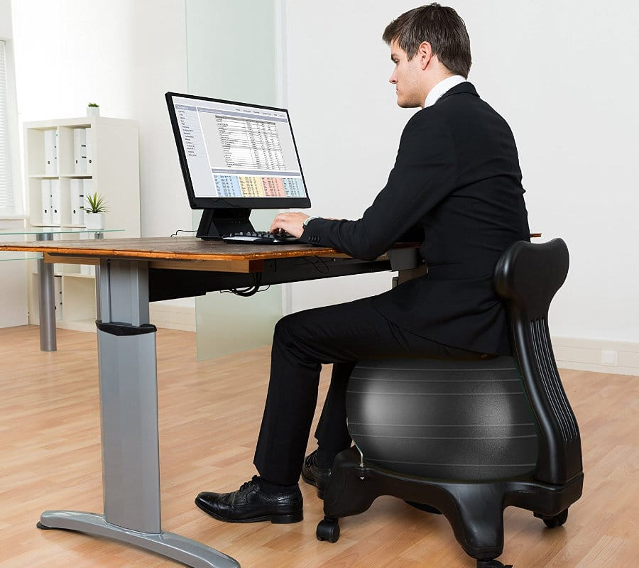 How to Exercise at the Office Finding the Best Under Desk Exercise - office exercise