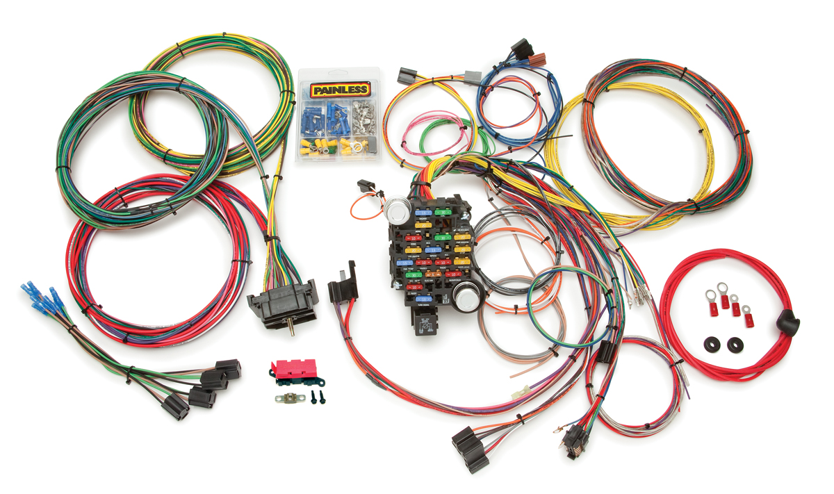 Chevy C10 Wire Harness - Carbonvotemuditblog \u2022