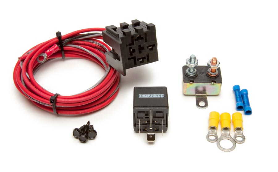Electric Fan Relay Kit Painless Performance