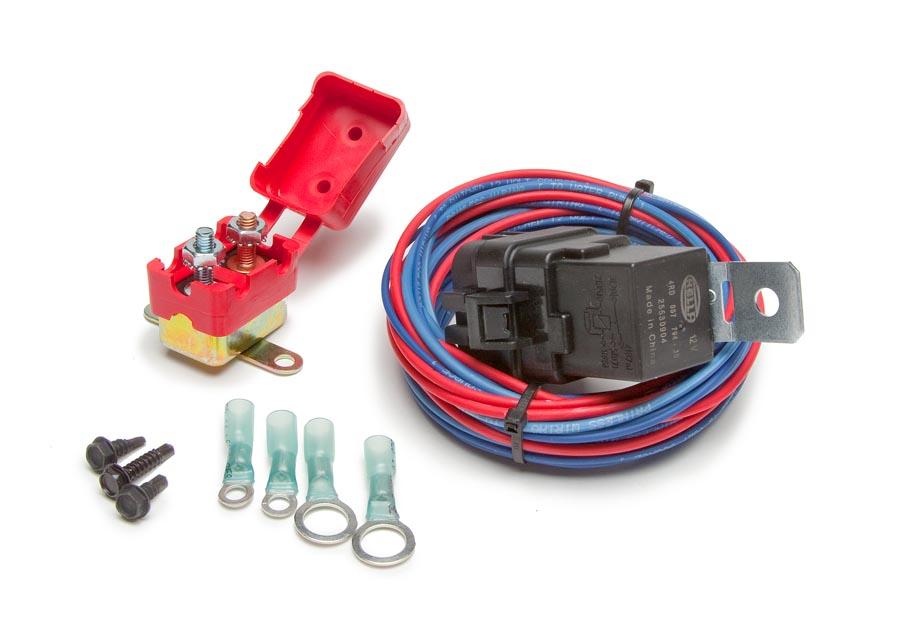 Weatherproof Water Pump Relay Kit Painless Performance