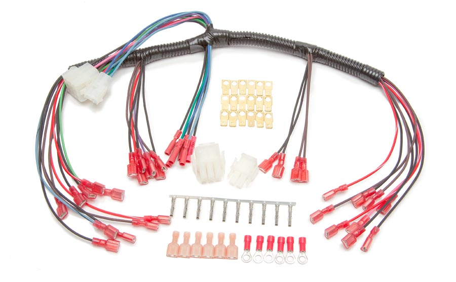 Gauge Wiring Harness/Mechanical Speedometer Painless Performance