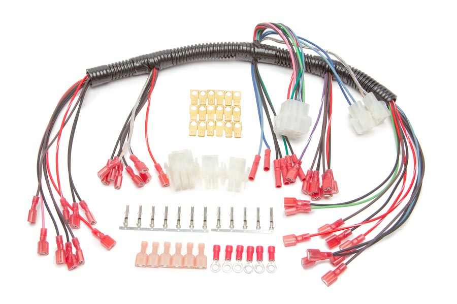 Gauge Wiring Harness/Electric Speedometer Painless Performance