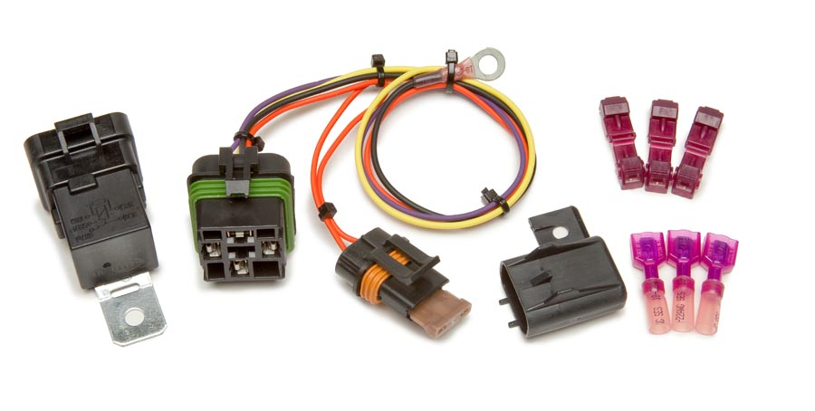 H-4 Headlight Relay Conversion Harness Painless Performance