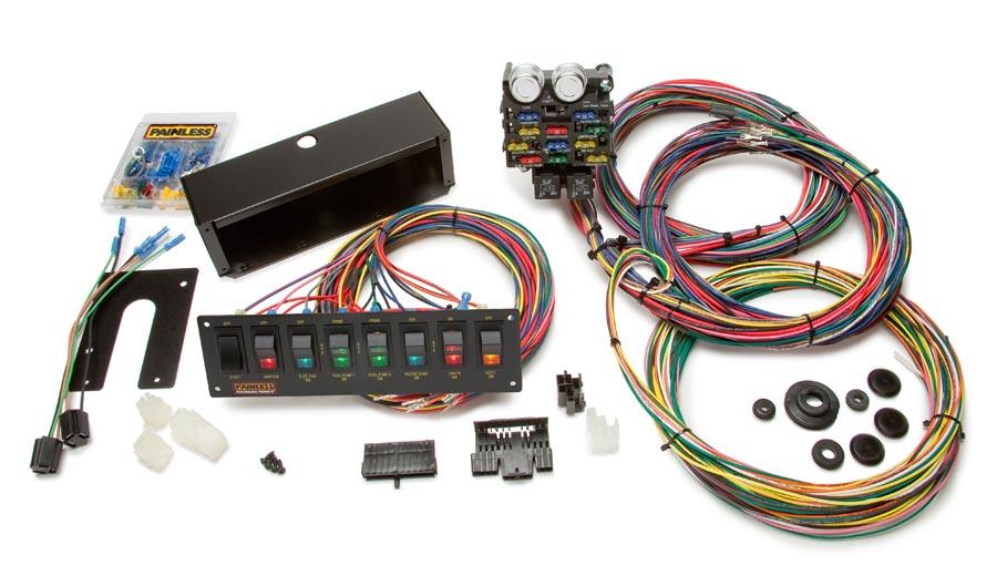 High Amp Alternator Shutdown Relay Painless Performance