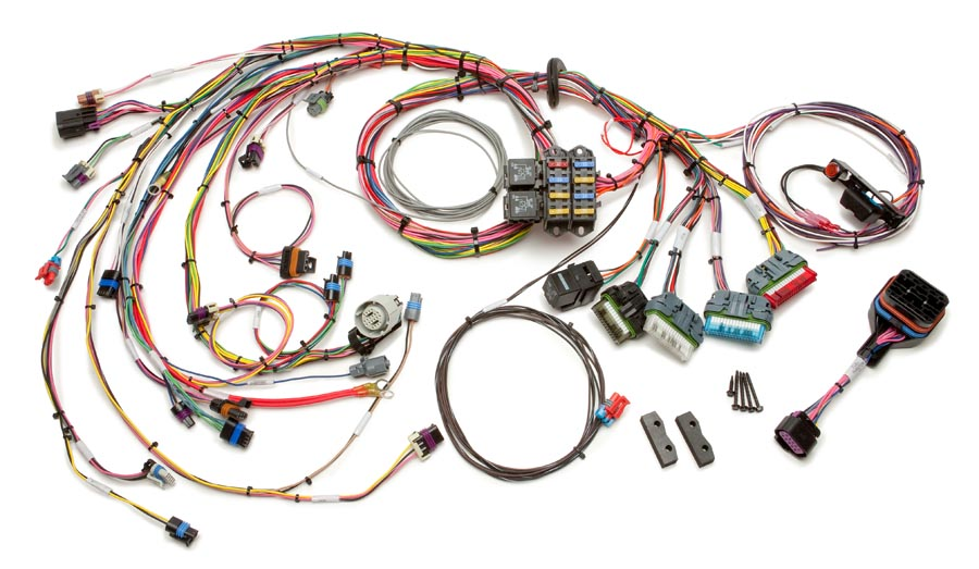 Chevy Truck Painless Wiring Harness Wiring Diagram