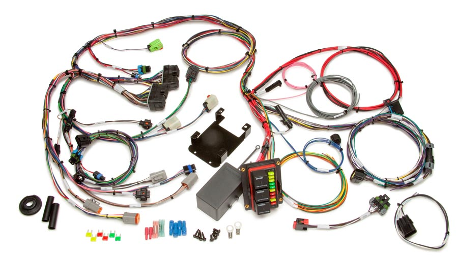 Painless Wiring Harness Dodge Ram - Wiring Diagrams Schema