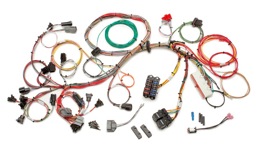 92 Mustang Wiring Harness Wiring Diagram