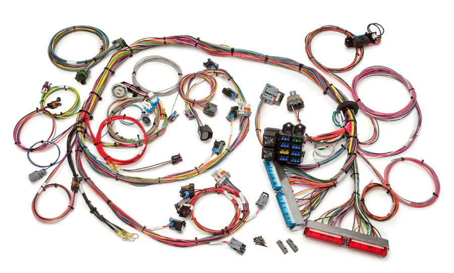 2005-2006 GM LS2 EFI Harness - Throttle By Wire Painless Performance
