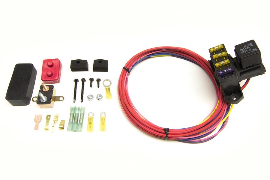 Painless Fuse Box Wiring Diagram