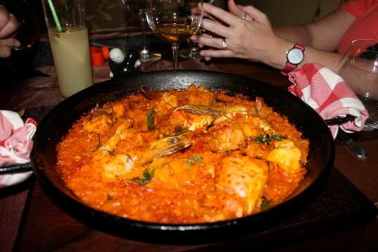 Seafood Paella 2