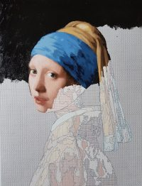 Oil Painting Kit 'Girl with a Pearl Earring' - Create Your ...