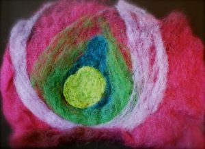 felting-waterlily_5592901644_o